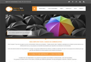 Refonte de site web en version responsive