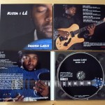 Conception du CD digipack de Drayen Labie