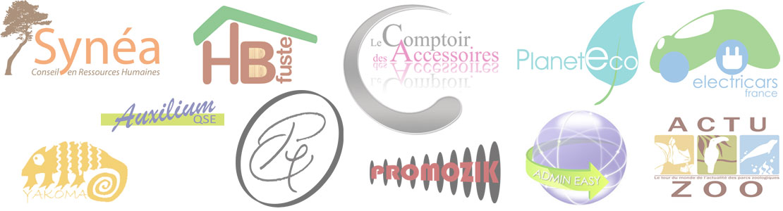 cr�ation de logos